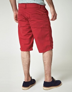Image 2 ofDrykorn Garment Dyed Chino Short