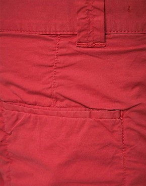 Image 3 ofDrykorn Garment Dyed Chino Short