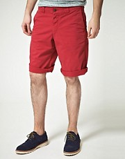 Drykorn Garment Dyed Chino Short