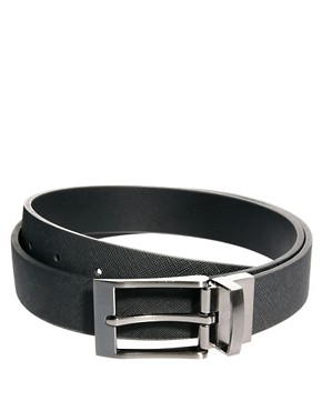 Image 1 ofPeter Werth Leather Reversible Belt