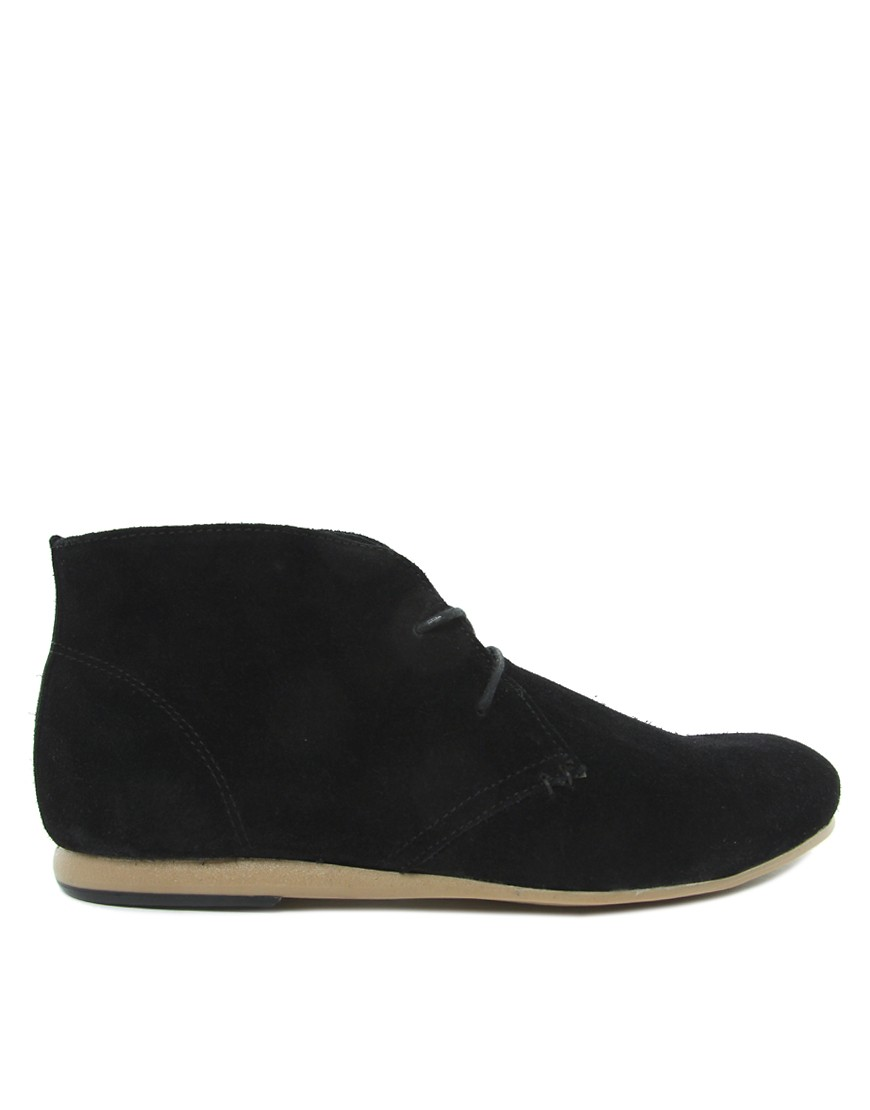 Image 4 of ASOS Chukka Boots in Suede