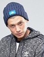 adidas Originals Beanie In Navy AY9310
