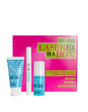 Image 1 of NIP + FAB Limited Edition Laser Fix In A Box SAVE 52%