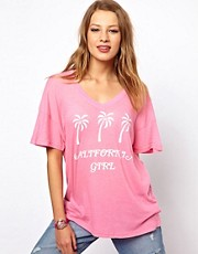 Wildfox California Girl T-Shirt