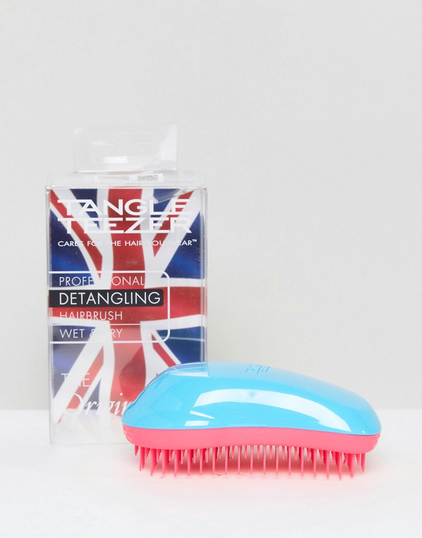 tangle-teezer-professional-detangling-brush-blue-pink-clear