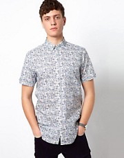 Plectrum By Ben Sherman Shirt Kensington Collar