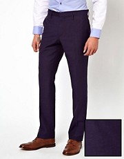 River Island Linen Suit Trousers