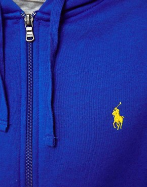 Image 3 ofPolo Ralph Lauren Hoodie In Bright Blue