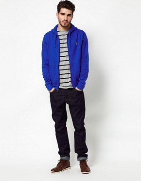 Image 4 ofPolo Ralph Lauren Hoodie In Bright Blue