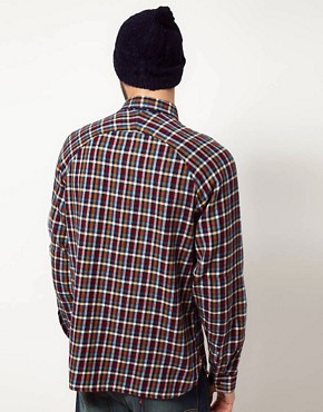 Image 2 ofLevis Check Workwear Shirt