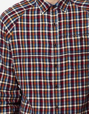 Image 3 ofLevis Check Workwear Shirt