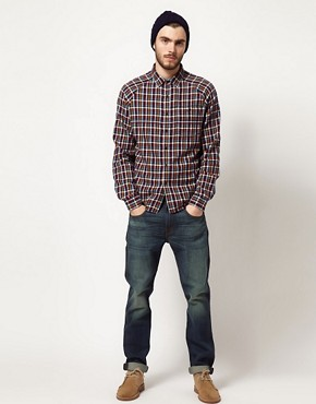 Image 4 ofLevis Check Workwear Shirt