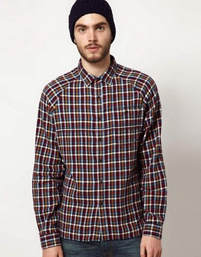 Image 1 ofLevis Check Workwear Shirt