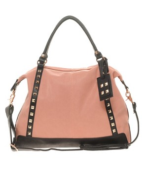 Image 1 ofASOS Stud Strap Bag