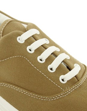 Image 2 ofASOS Plimsolls