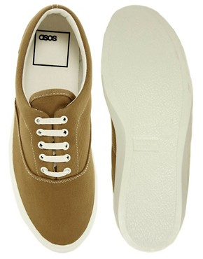 Image 3 ofASOS Plimsolls