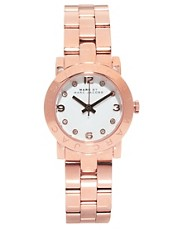 Marc By Marc Jacobs Mini Amy Rose Gold Watch