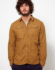 G Star Shirt Ranch Overdyed Denim