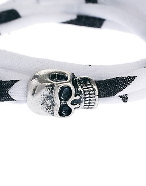 Image 4 of Icon Brand Skull Bracelet