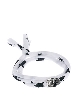 Image 1 ofIcon Brand Skull Bracelet