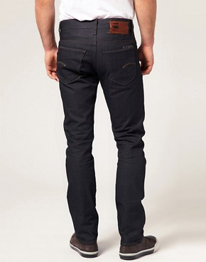 Image 2 ofG Star 3301 Slim Jeans