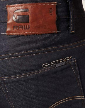 Image 4 ofG Star 3301 Slim Jeans