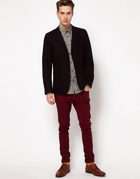 Image 4 ofPlectrum By Ben Sherman Blazer