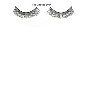 Image 2 ofEylure Limited Edition 65th Anniversary Lashes - The Chelsea Look
