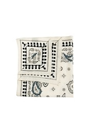 ASOS Bandana with Paisley Design