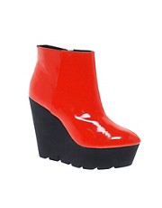 Botas de cua Monolit de Cheap Monday