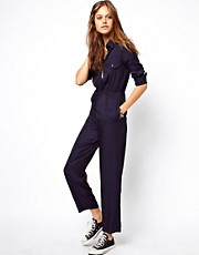ASOS Jumpsuit with Utility Detailing