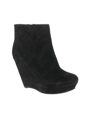 Image 1 ofMiss KG Secret Wedge Ankle Boots