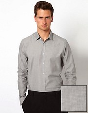 ASOS Smart Shirt With Texture