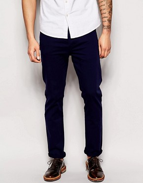 Paul Smith Jeans in Overdyed Denim Tapered Fit