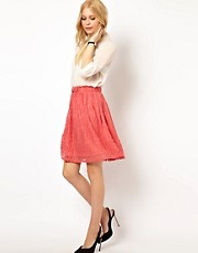 Sugarhill Boutique Lace Skirt