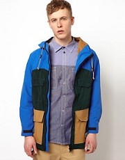 Trainerspotter Parka Jacket Salinas Hooded