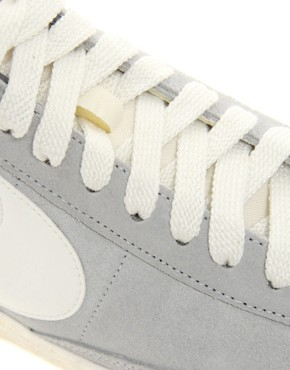 Image 2 ofNike Blazer Mid Suede Trainers