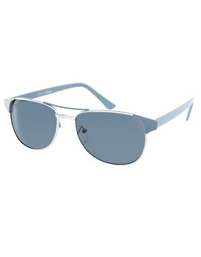 Image 1 ofA J Morgan Clubmaster Sunglasses