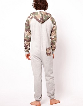 Image 2 ofDirty Roller Camo Onesie