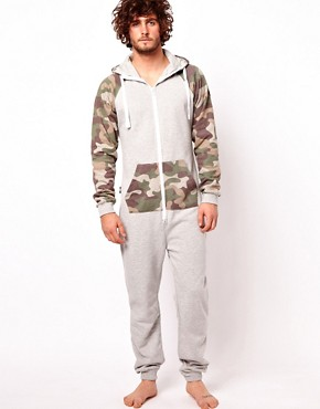 Image 4 ofDirty Roller Camo Onesie