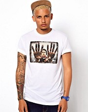 Nike Skateboarding T-Shirt with Photo Print