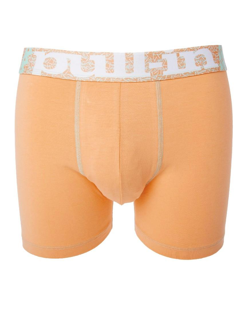 Pull In Pechegong Trunks - Orange