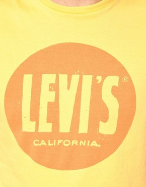 Image 3 ofLevis T-Shirt Andard Circle Logo