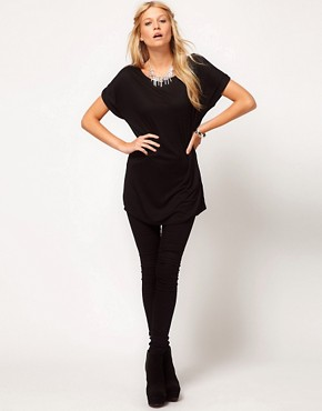 Image 4 ofASOS Tunic with Open Ladder Back