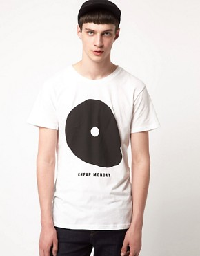 Bild 1 von Cheap Monday  Bruce Shadow Skull  T-Shirt