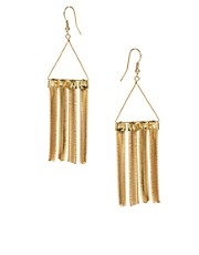Yasmin By Gogo Philip Chian Link Drop Earrings