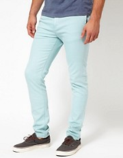 ASOS Skinny Bright Chinos