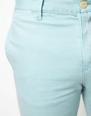 Image 4 of ASOS Skinny Bright Chinos