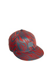 River Island Snapback Cap