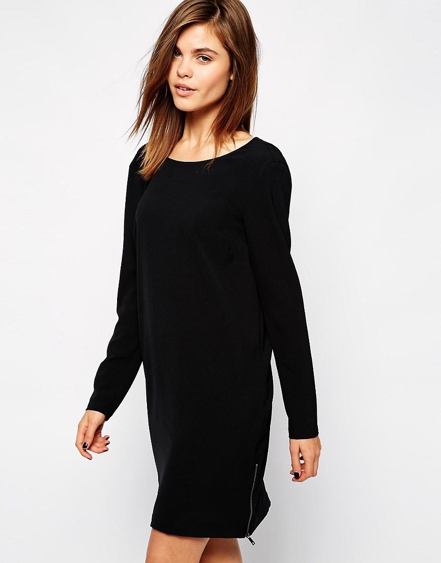 Image 1 ofY.A.S Fia Dress with Long Sleeve